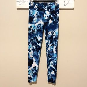 Boutique - bright blue active leggings